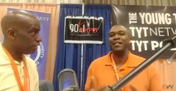 DailyKos writer David Reid discusses the reason for Black Kos.