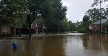 Kingwood Texas Houston Flooding Hurricane Harvey 2