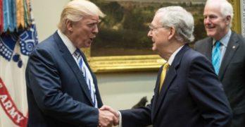 Top Republican believes Trump presidency unsalvageable