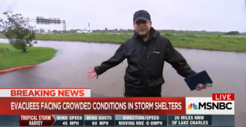 Al Jazeera reporter cut off as he tells truth about climate change and oil industry 0