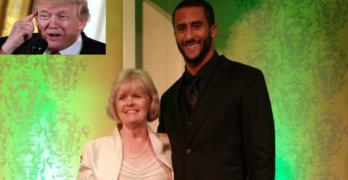 Colin Kaepernick mom responds to Trump's attack against the quarterback