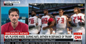 Former Minnesota Viking Chris Kluwe slams Trump and calls him a white supremacist