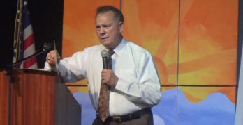 GOP Senate front-runner Roy Moore calls Native Americans & Asians reds & yellows