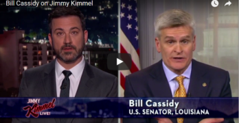 Jimmy Kimmel destroys senator - 'He just lied' on Obamacare replacement (VIDEO)