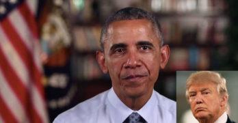President Obama responds to Trump on DACA