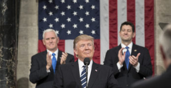 lying politicians President Donald Trump delivers the Address to Congress