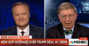 George Will - Trump punishment for a party that has allowed itself to be rented by him (VIDEO)