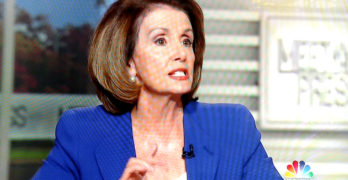 Nancy Pelosi calls out Chuck Todd for lousy interview on Meet the Press (VIDEO)