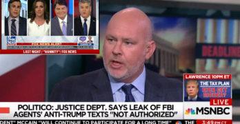 MSNBC Panel berates Fox News for dishonest rant Useful Idiots for Trump (VIDEO)