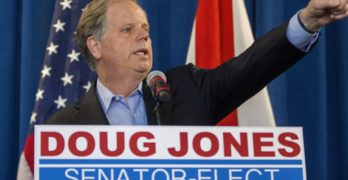 Doug Jones chooses black chief of staff