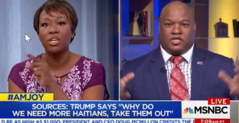 Joy-Ann Reid causes Trump apologist pastor to implode, then throws him off air (VIDEO)