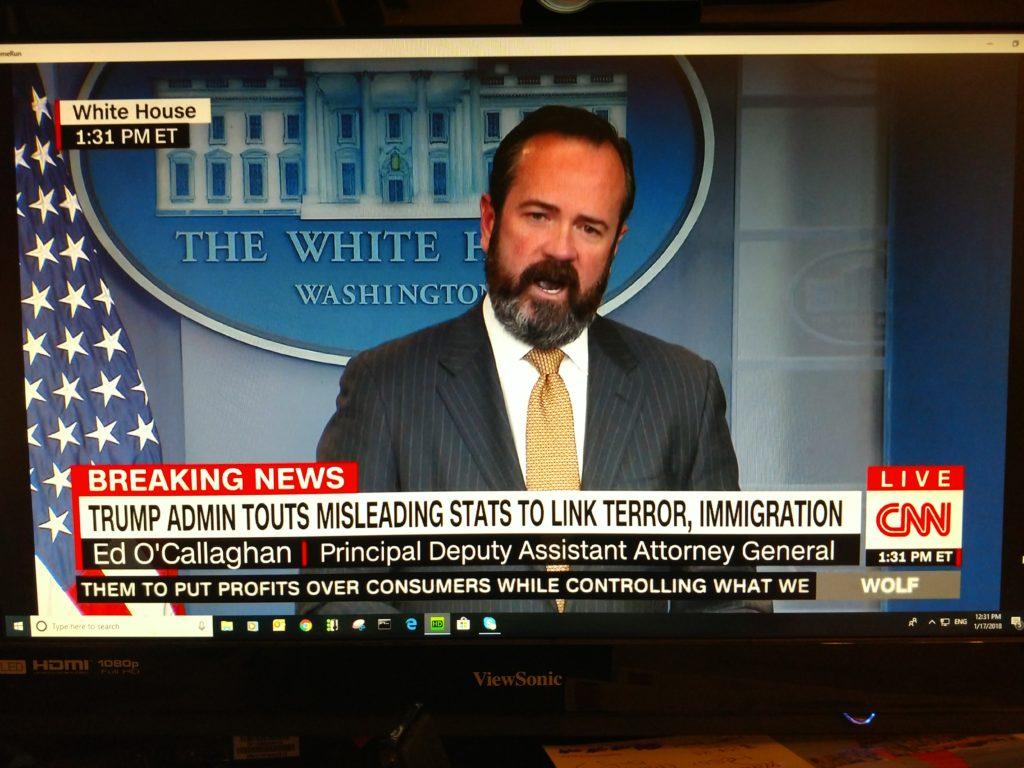 Trump misleading on terrorism