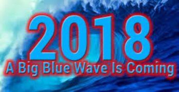Democrats Blue Wave