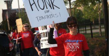 Democrats Teachers Progressives