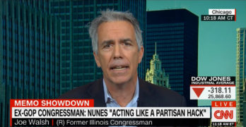 Right Wing TEA Party Republican slams Nunes & GOP as hacks on FBI Memo Scandal (VIDEO)