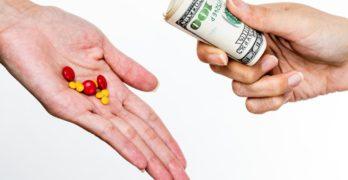 Her $1500 perf month toe fungus medication drew international response - ridicule
