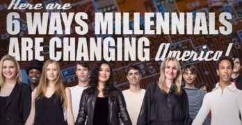 Robert Reich - 6 Ways Millennials will cleanup the mess boomers left behind