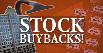 Robert Reich - The stock buyback boondoggle is beggaring America