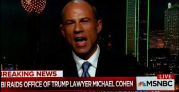 Stormy Daniels' attorney: Tripwires that could land Trump's attorney in jail (VIDEO)