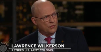 Colonel implies military may support Trump in an insurrection by his followers