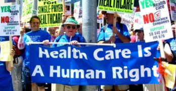 Debate with Conservative obsessed with constitutionality of health care as a right (VIDEO)