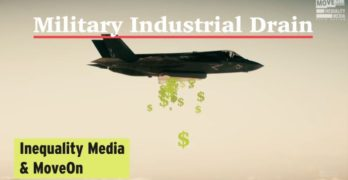 Military Industrial complex robert reich
