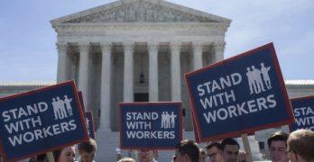 Supreme Court Labor Union