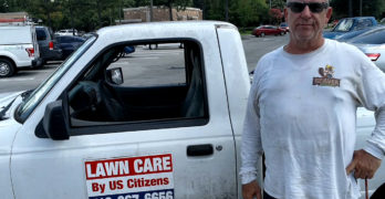Trump Effect - Lawn Care by 'White People' U.S. Citizens