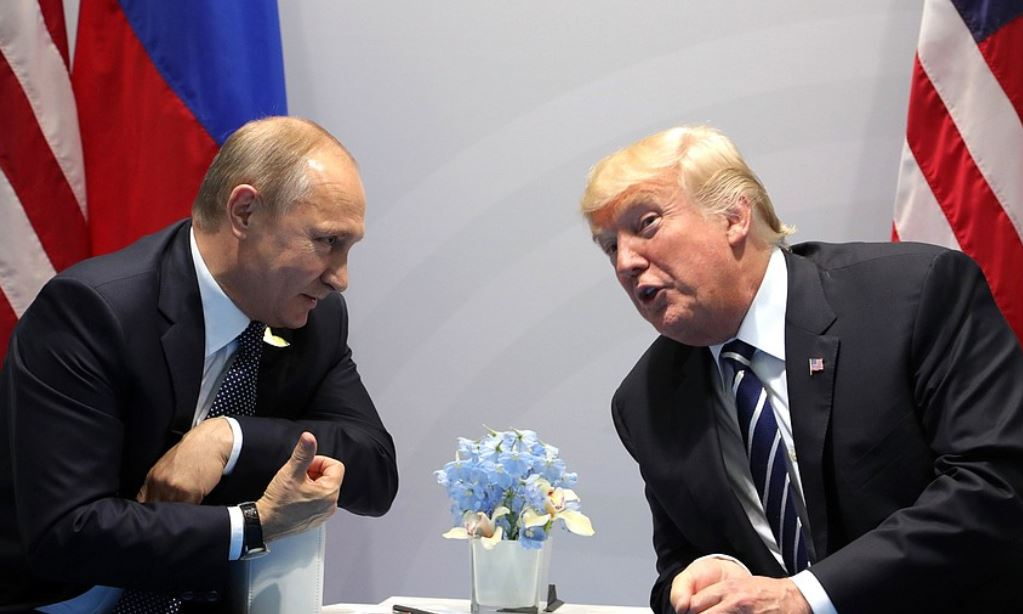 By coddling Trump, Both he & Republican Party borders treason