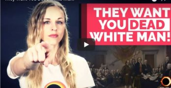 "This video is dangerous - ""They want you dead White Man!"" (VIDEO)"