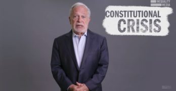 We're living a constitutional crisis