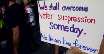 Republicans in heavy voter suppression mode in Texas