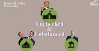 Unchecked & unbalanced - Why Republicans have abdicated their responsibility
