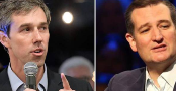 Beto O'Rourke Ted Cruz Ipsos Poll