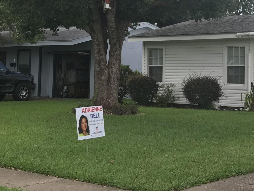 Democratic Adrienne Bell new Republican supporter