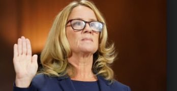 Dr. Christine Blasey Ford, CREDIBLE! Brett Kavanaugh is toast