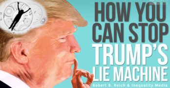 How You Can Stop Trump's Lie Machine & Lying