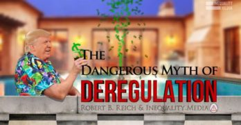 The Dangerous Myth of Deregulation