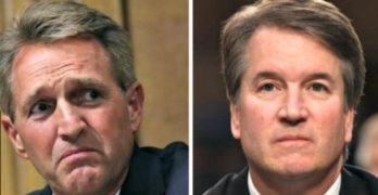 Jeff Flake - Brett Kavanaugh