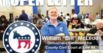"Judge William ""Bill"" McLeod"