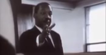 Martin Luther King speaks on Government Assistance, Reparations, & Federal Subsidies