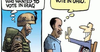Republicans Voter Suppression GOP