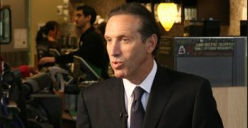 Howard Schultz would be no less a disaster than Donald Trump