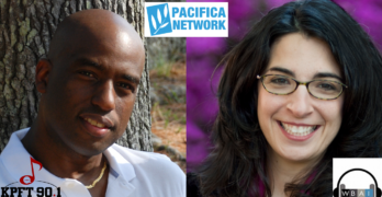 Waking Up With Julianna Forlano interviews Egberto Willies on WBAI-99.5 FM New York