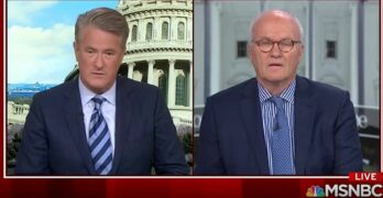 Joe Scarborough acknowledges Bernie is the frontrunner and could beat Trump
