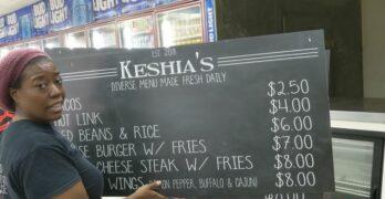 Keshia Story 2