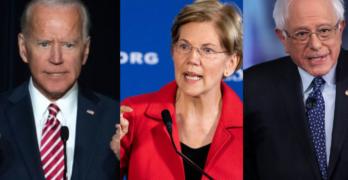 Talking Joe Biden vs. Elizabeth Warren, and Bernie Sanders on Tamara for Georgia