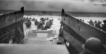 Here Comes the D-Day Myth Again