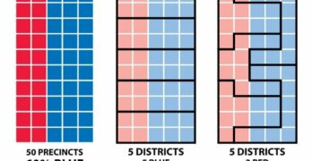 Gerrymander districts Politics Done Right Caller