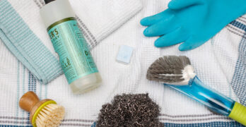 Many household cleaners are toxic. How do I avoid such chemicals. Alternatives?